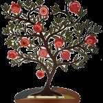 מרחפות - עץ ברכות רימונים